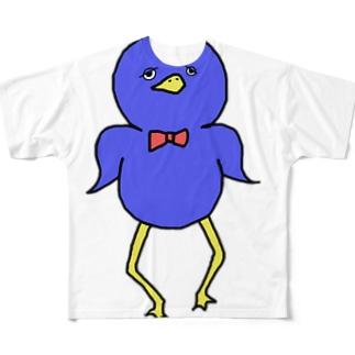 ニトロ Full graphic T-shirts