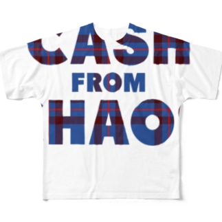 CASH FROM CHAOS Full graphic T-shirts