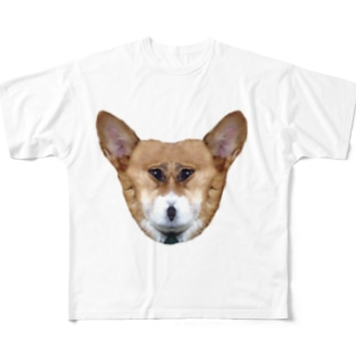 FUNKY  DOG Full graphic T-shirts