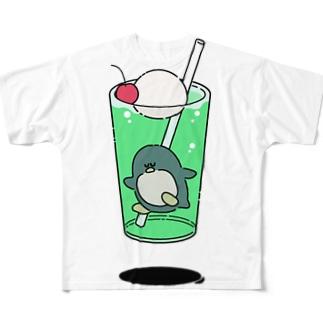 メロンソーダ・ラブ Full Graphic T-Shirt