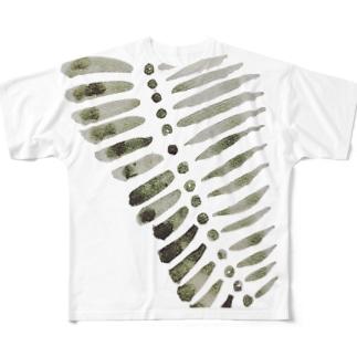 ジュラ Full graphic T-shirts