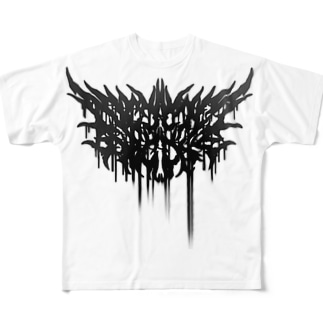 ぶるです Full graphic T-shirts