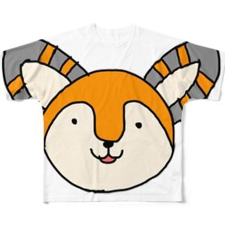 シモ Full graphic T-shirts