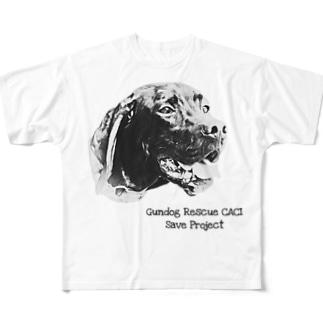くぅちゃん[第2弾] Full graphic T-shirts