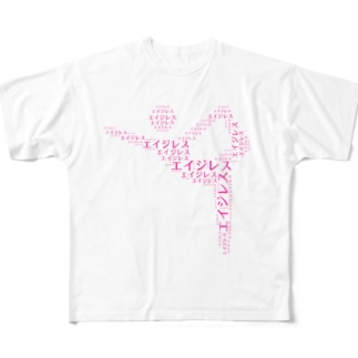 7.Pilates Full graphic T-shirts