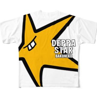 DEPPASTAR Full graphic T-shirts