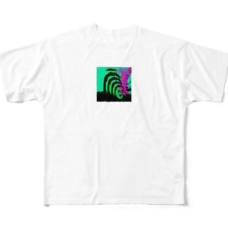 開拓者 Full graphic T-shirts