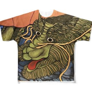 喜龍 Full graphic T-shirts