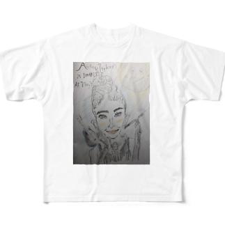 大好きな映画 Full graphic T-shirts