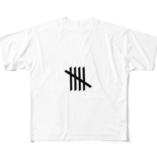 tally Full graphic T-shirts