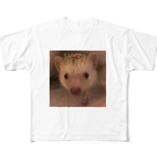 こぶたちゃん Full graphic T-shirts