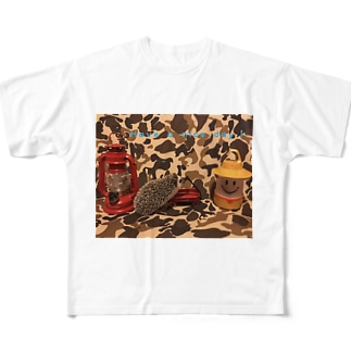 Have a nice day! Full graphic T-shirts