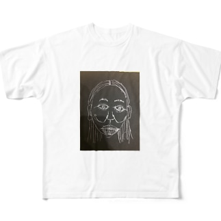 僕奥 Full graphic T-shirts