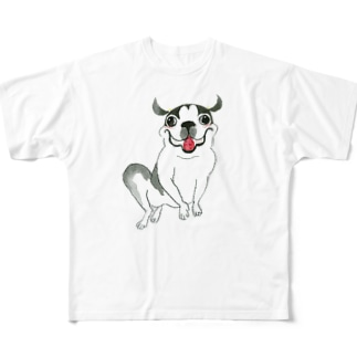 bibi Full graphic T-shirts
