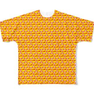 タイムセール!  Full graphic T-shirts