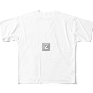 Z Full graphic T-shirts