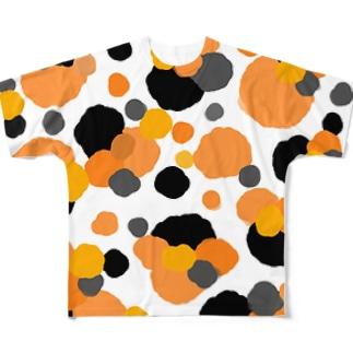 NISHIKI フルグラフィックTシャツ