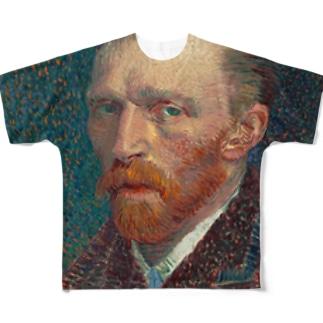 Self-Portrait Full graphic T-shirts