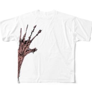 手T Full graphic T-shirts