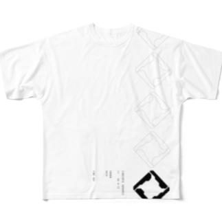 INSERTS SQUARE Full graphic T-shirts