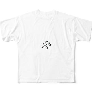 スヌ Full graphic T-shirts