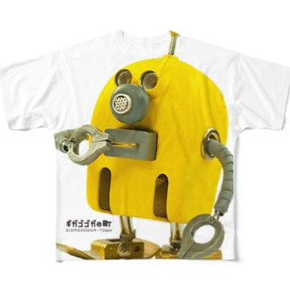 Kbm AnimationのBIG ニド Full graphic T-shirts