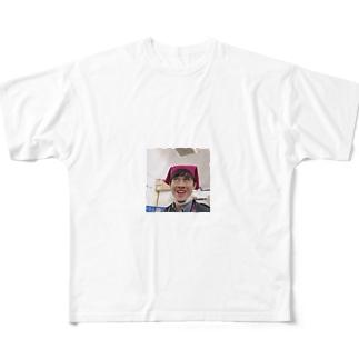 平野智也専用iPhoneケース Full graphic T-shirts