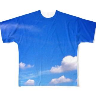 airplane  Full graphic T-shirts