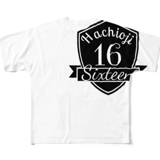 Hchioji 16 Full graphic T-shirts