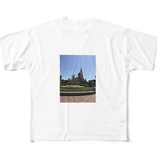 ディズニー Full graphic T-shirts