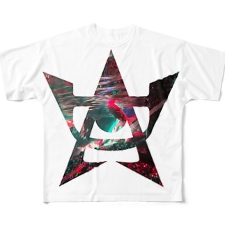 A-D Full graphic T-shirts