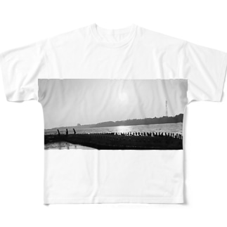 思い出 Full graphic T-shirts