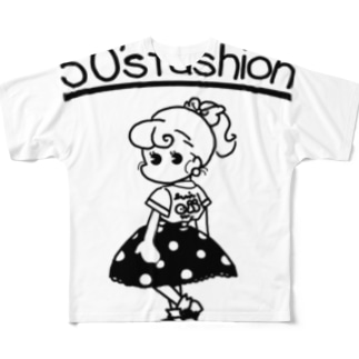 50's Full graphic T-shirts