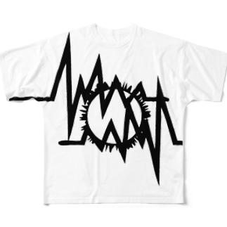 Secret code Full graphic T-shirts