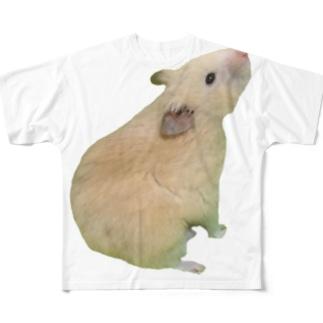 はむ Full graphic T-shirts