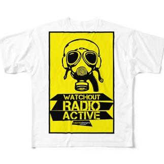 No Nuc Full graphic T-shirts