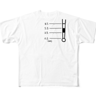 WHOプロープ Full graphic T-shirts