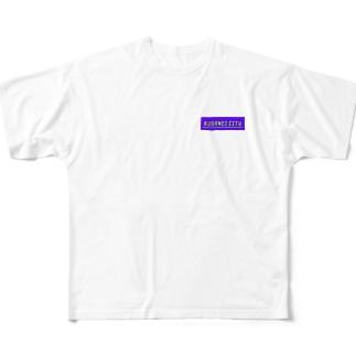 KOGANEI CITY Full graphic T-shirts