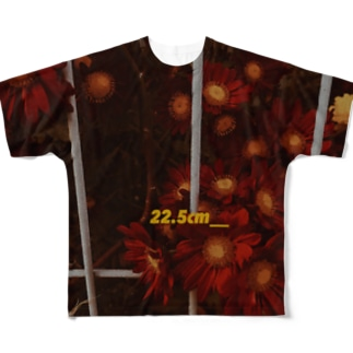 22.5cm Full graphic T-shirts