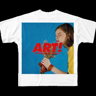 h00n00byhononneのH00N00byhonome🥎🥰 Full graphic T-shirts