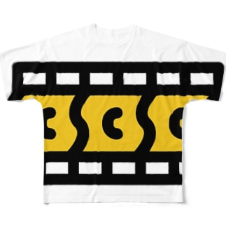 【公式】CCCロゴグッツ Full graphic T-shirts