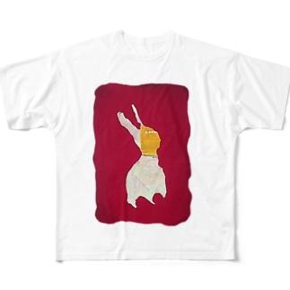カーテンコール Full graphic T-shirts