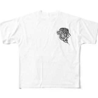 シンプルイズザベスト Full graphic T-shirts