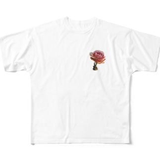 dried flower Full graphic T-shirts