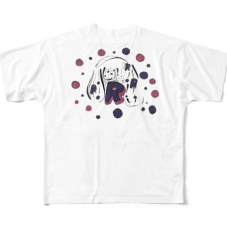 らでぃあんと Full graphic T-shirts