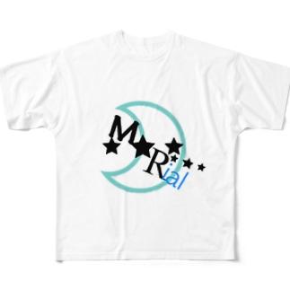 メモリアル バンド Full graphic T-shirts