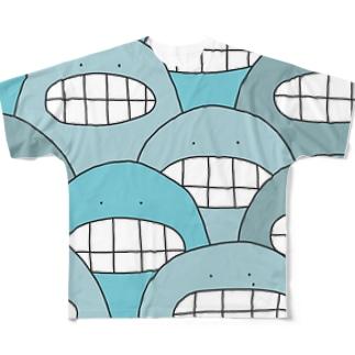 おかさながくる Full graphic T-shirts