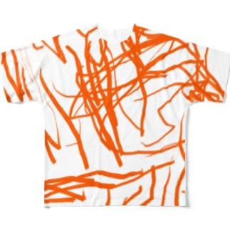 matu-himawari Full graphic T-shirts
