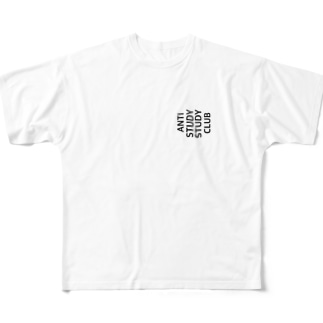 ASSC Full graphic T-shirts