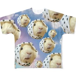 ホッカムリニスト Full graphic T-shirts